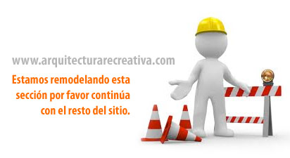 Arquitectura Recreativa en construccion